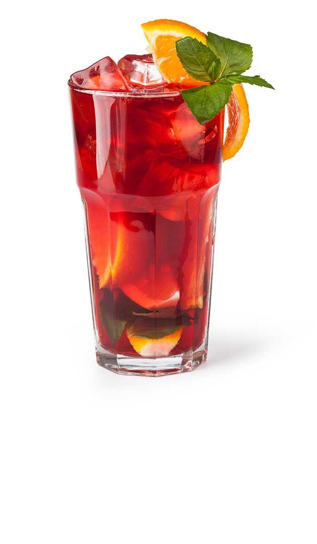 Wodka Orange MischverhäLtnis